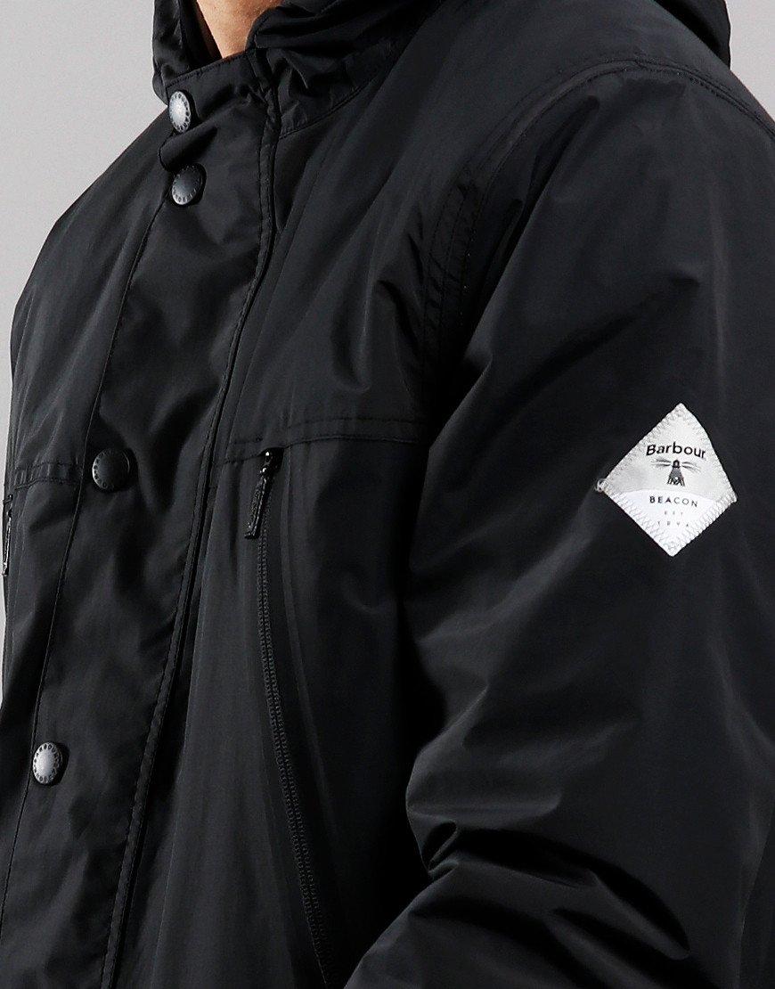 Barbour Beacon Donnington Jacket Black