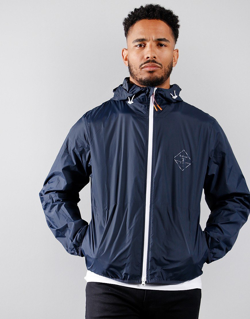 Barbour Beacon Evin Casual Jacket Navy