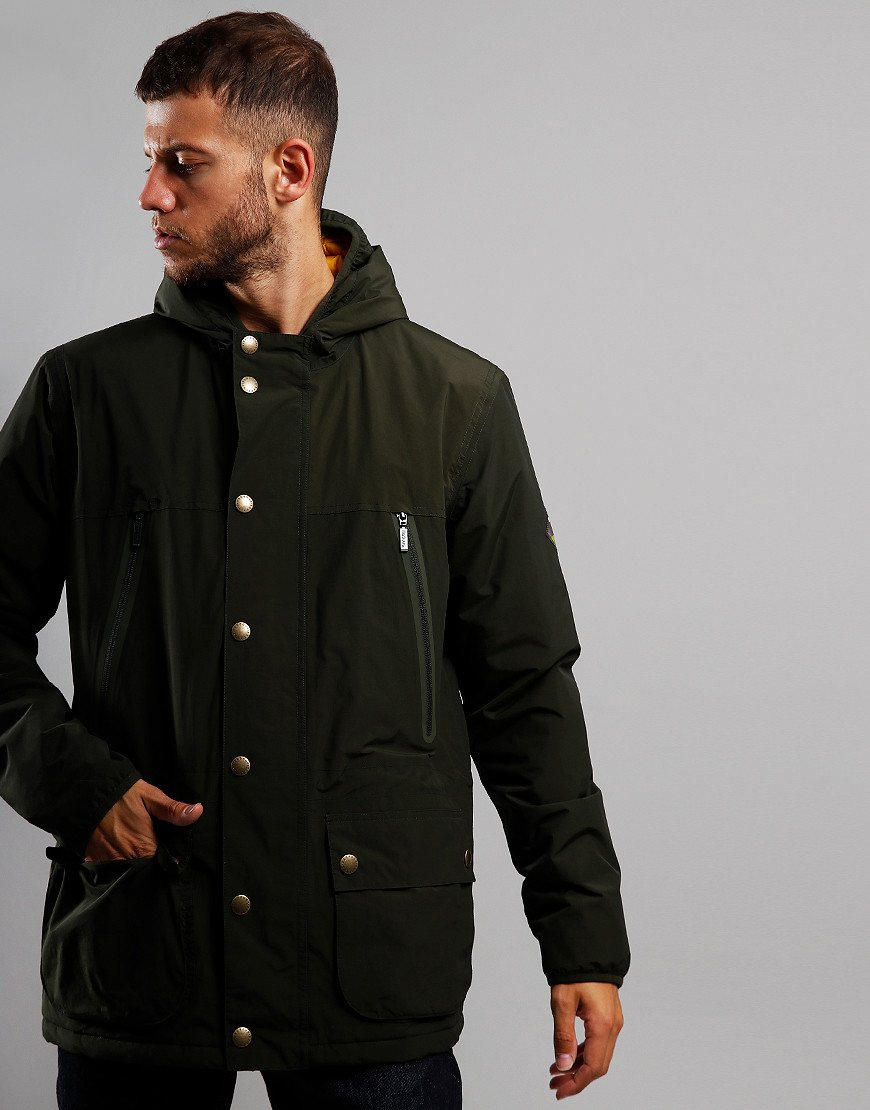 Barbour Beacon Donnington Jacket Sage