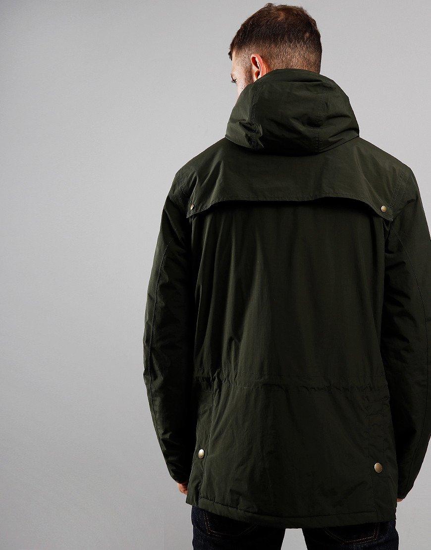 Barbour Beacon Donnington Jacket Sage