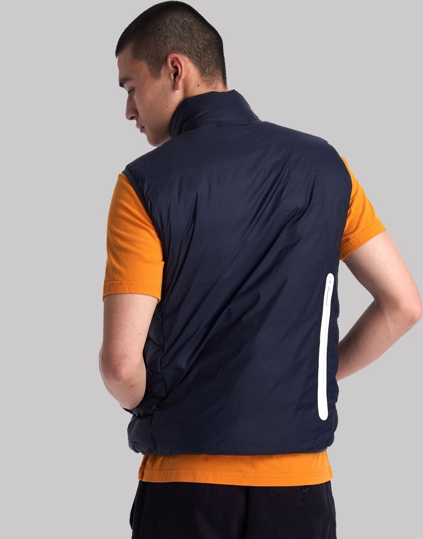 Barbour Beacon Kelso Gilet Navy