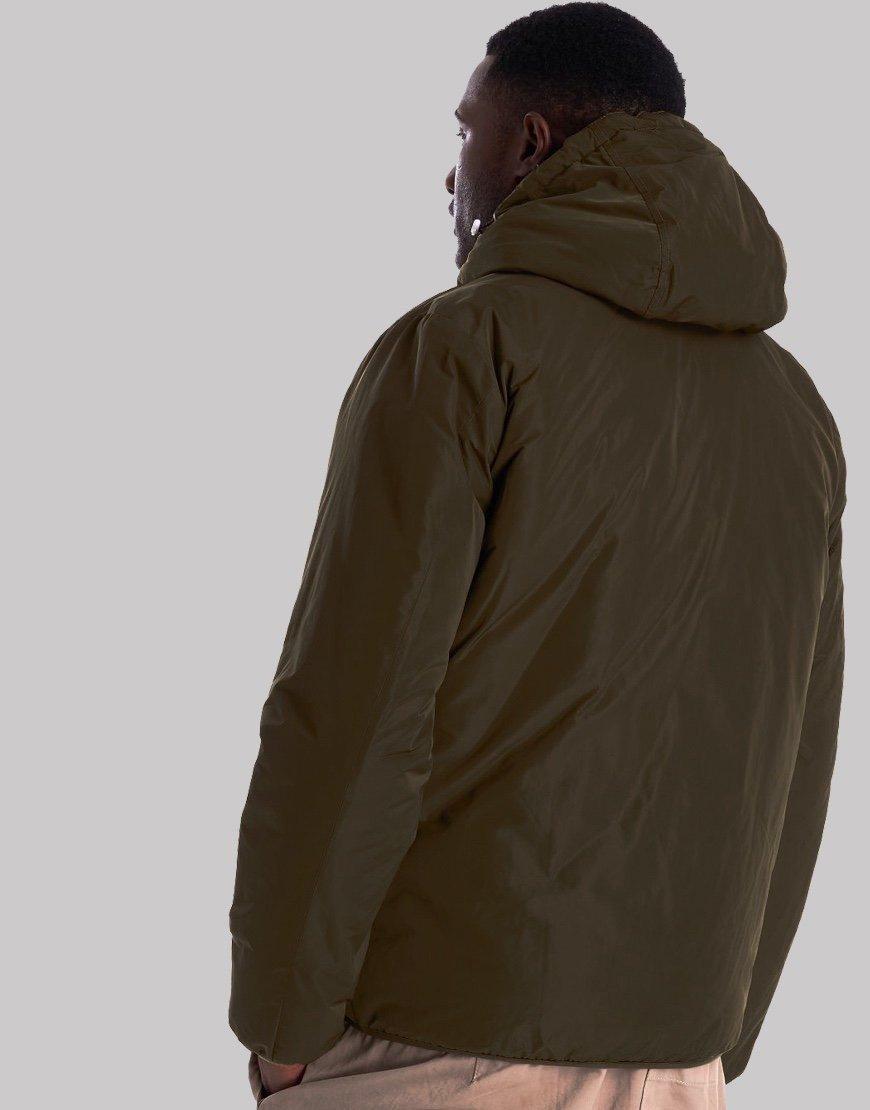 Barbour Beacon Leith Jacket Sage