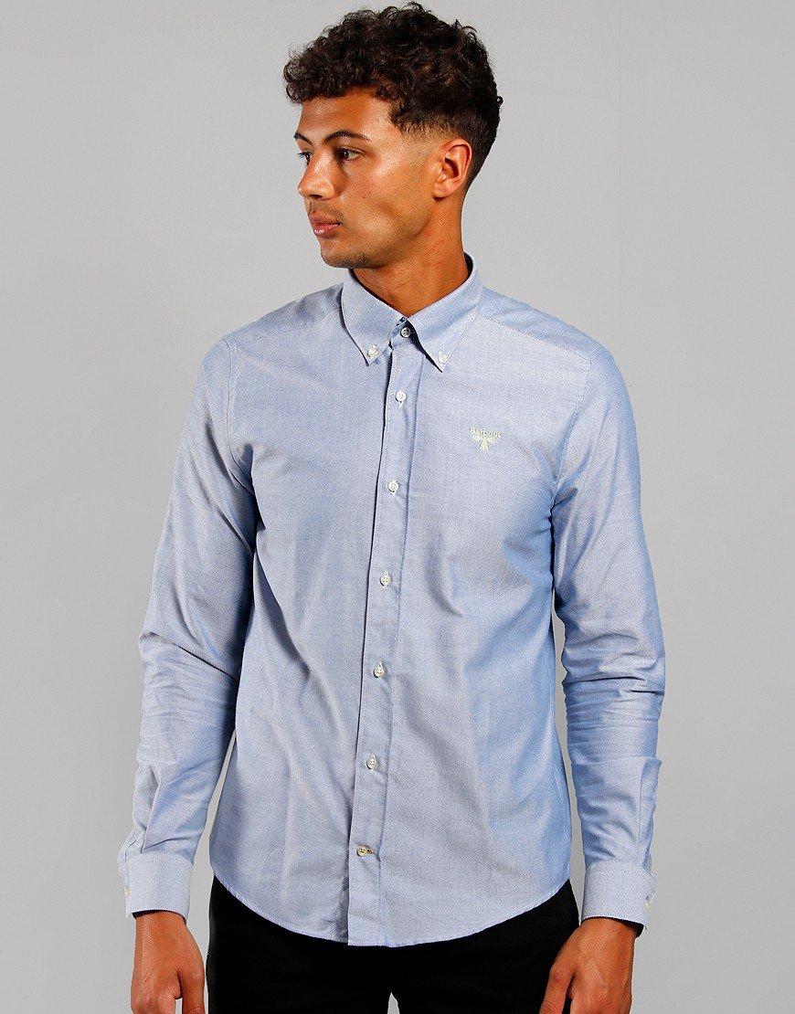Barbour Beacon Oxford Shirt Deep Blue