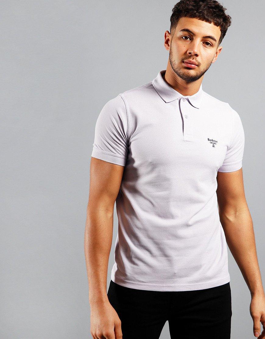 Barbour Beacon Polo Shirt Thistle