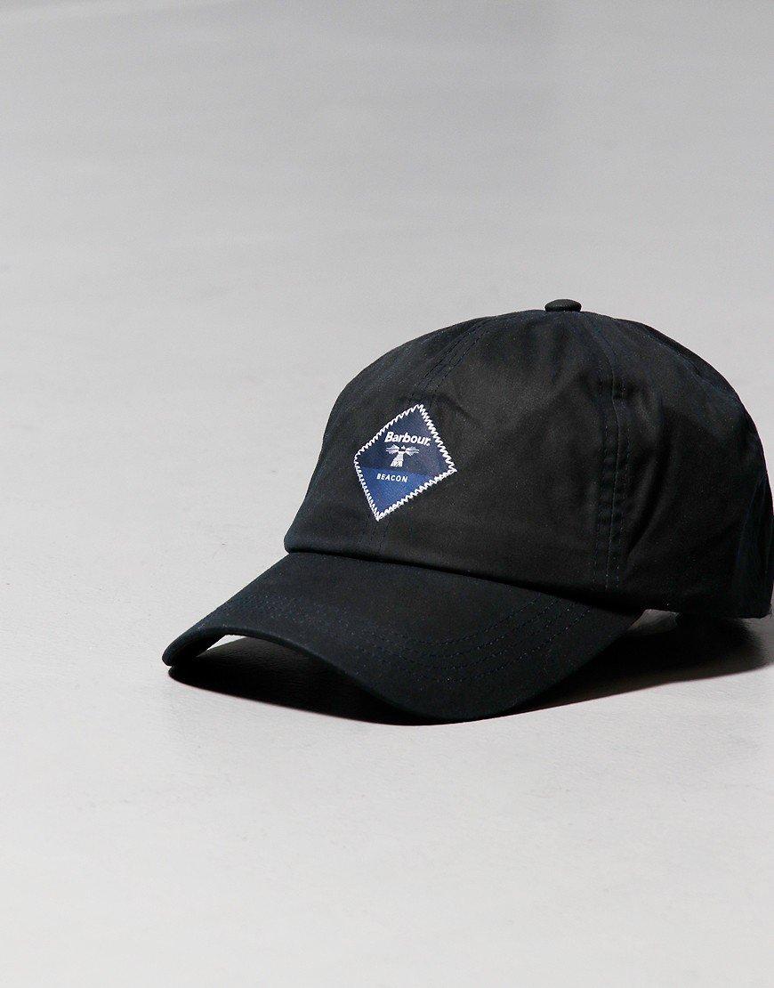 Barbour Beacon Wax Sport Cap Navy