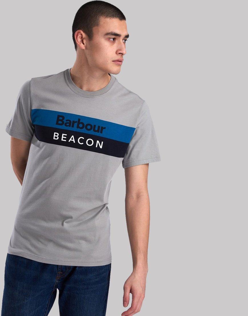 Barbour Beacon Wray T-Shirt Grey