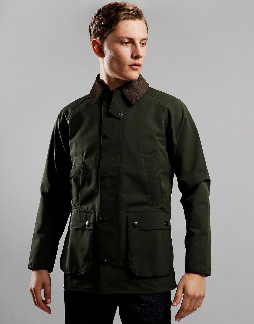 Barbour Bedale Casual Jacket Sage