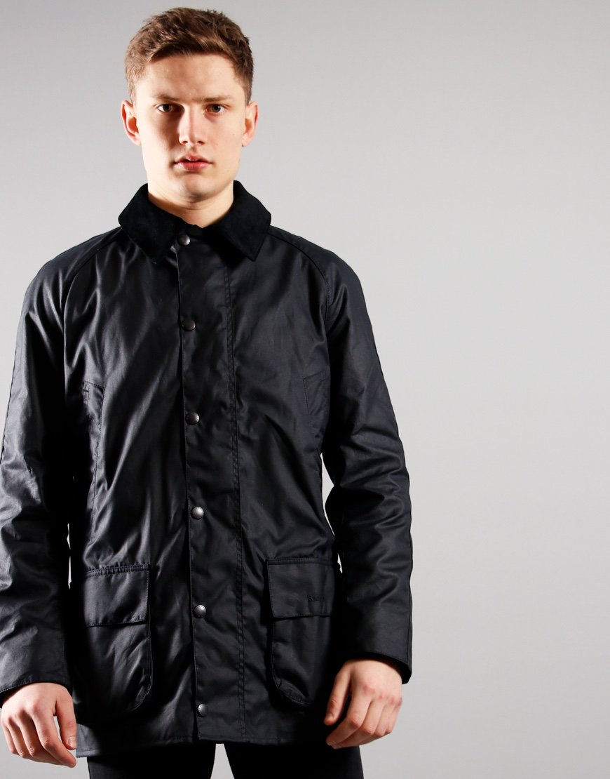 Barbour Bristol Jacket Navy