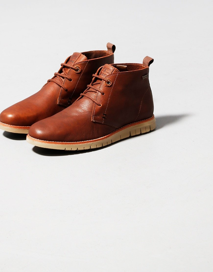Barbour Burghey Chukka Boot Teak