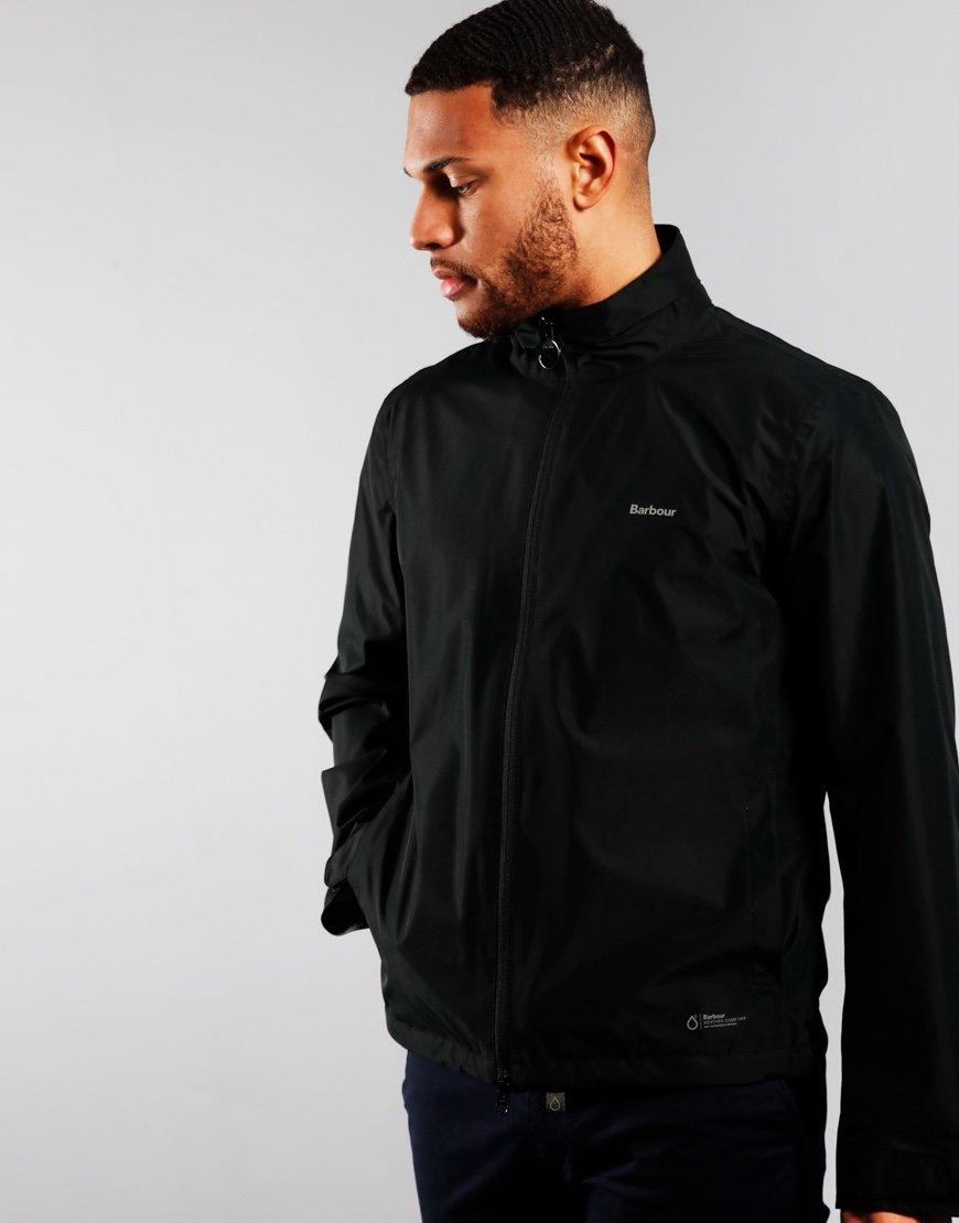 Barbour Cooper Waterproof Jacket Black