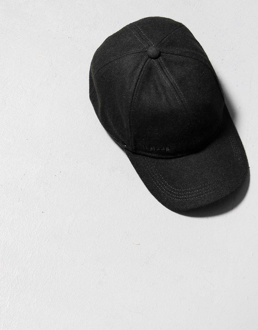 Barbour Coopworth Cap  Black