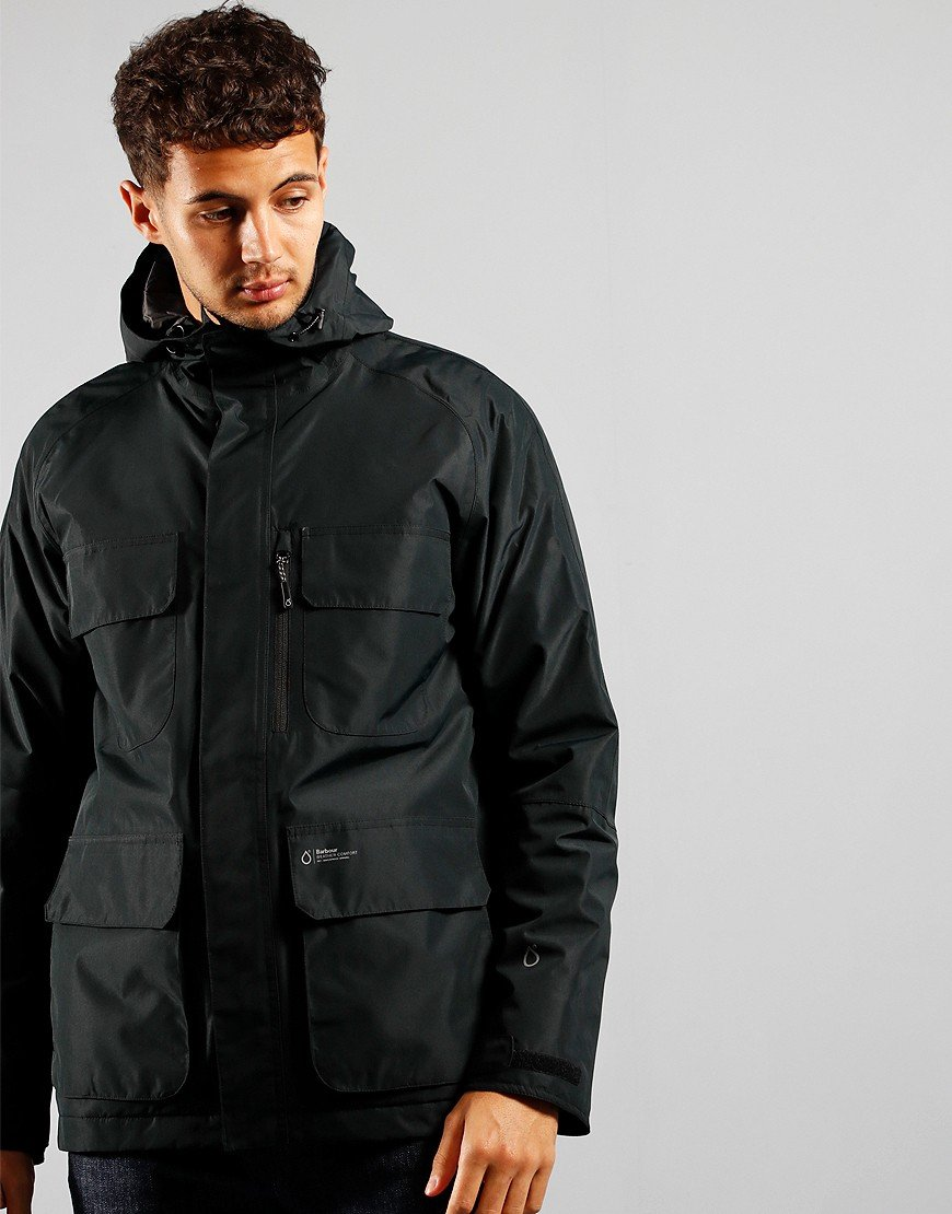 Barbour Deptford   Jacket Black