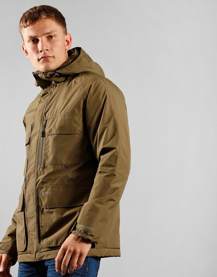 Barbour Deptford   Jacket Army