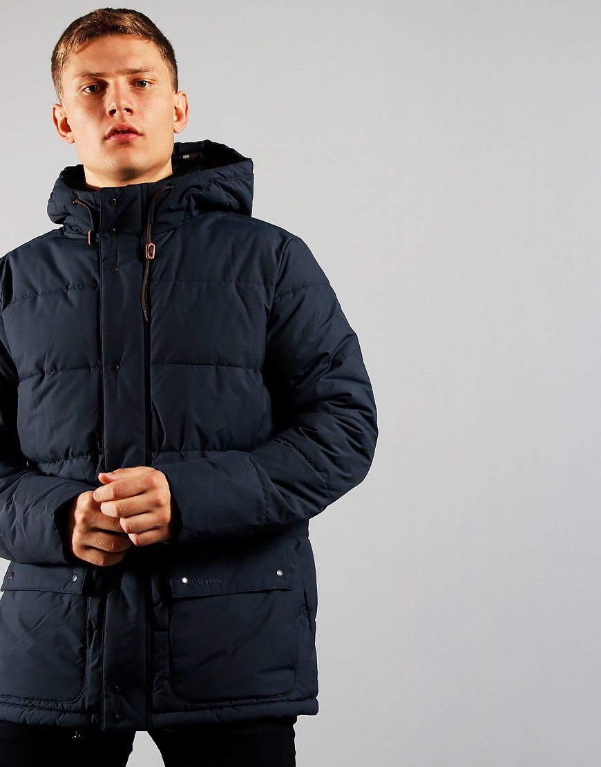 Barbour Entice Jacket Navy
