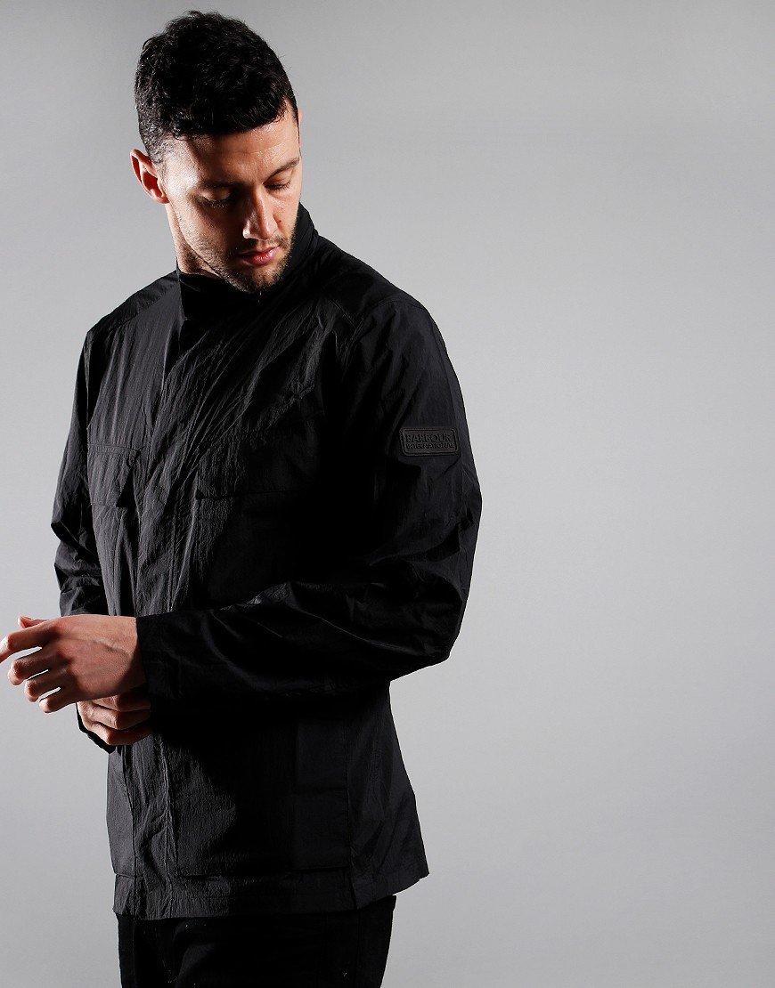 Barbour International Atholl Casual Jacket Black