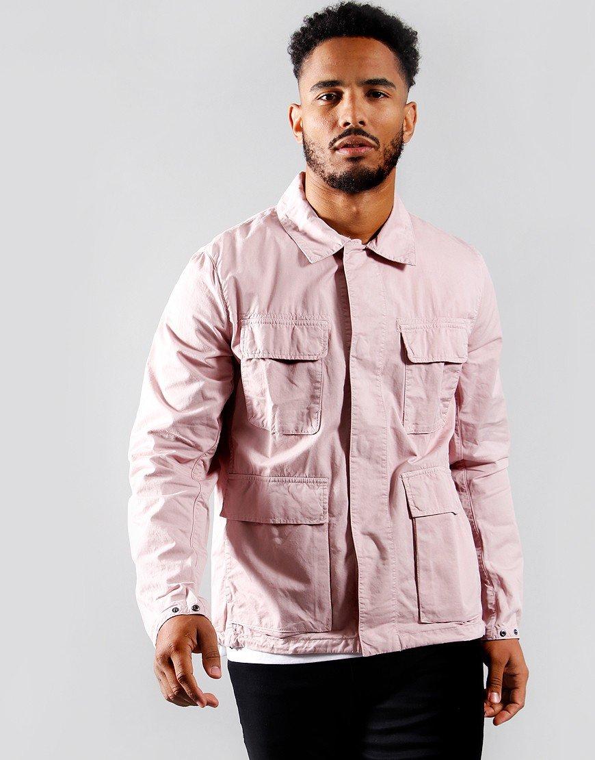 Barbour International Dion Jacket Dusk Pink
