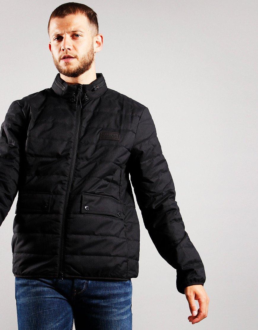 Barbour International Drive Jacket Black
