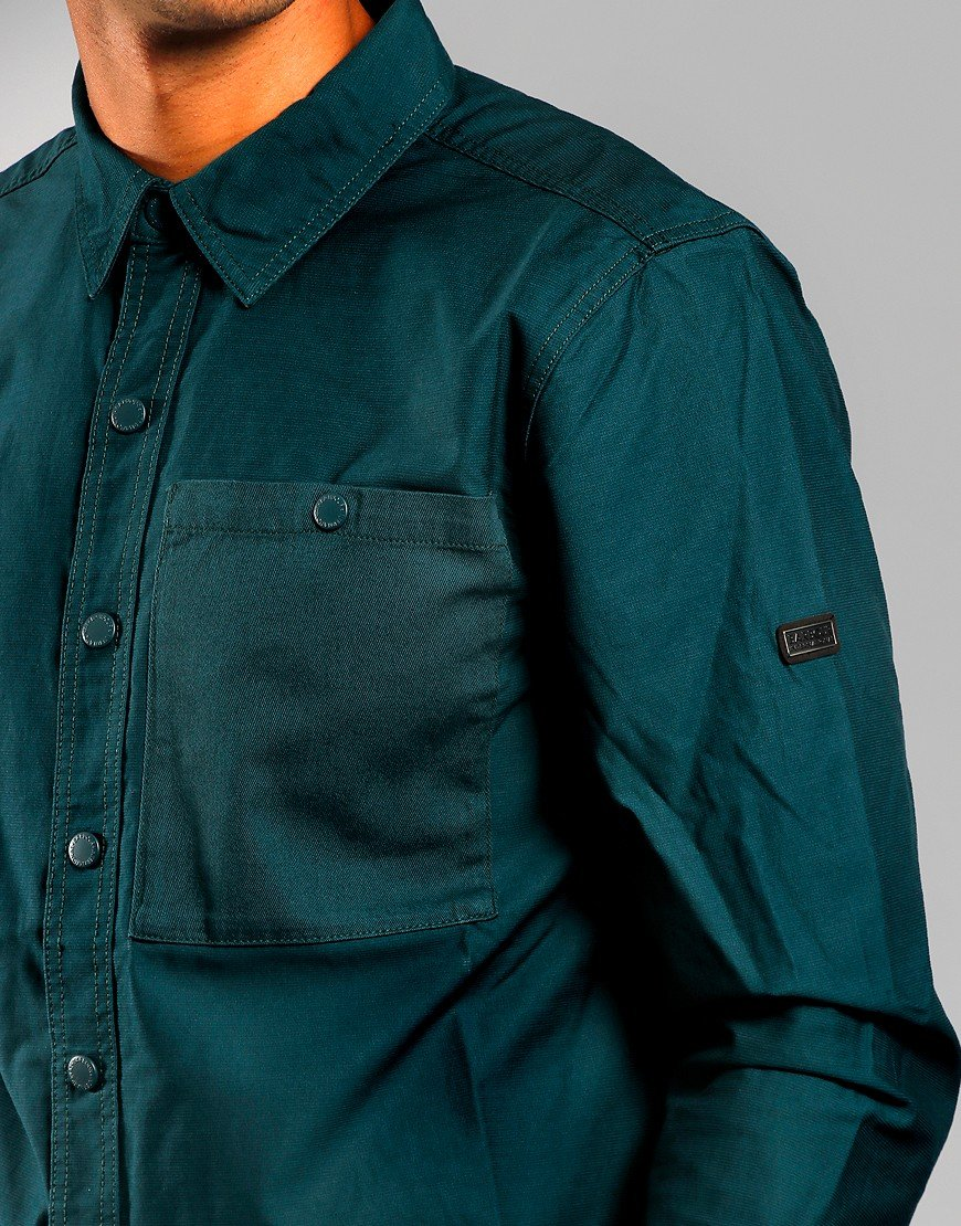 Barbour International Dual Overshirt Benzine