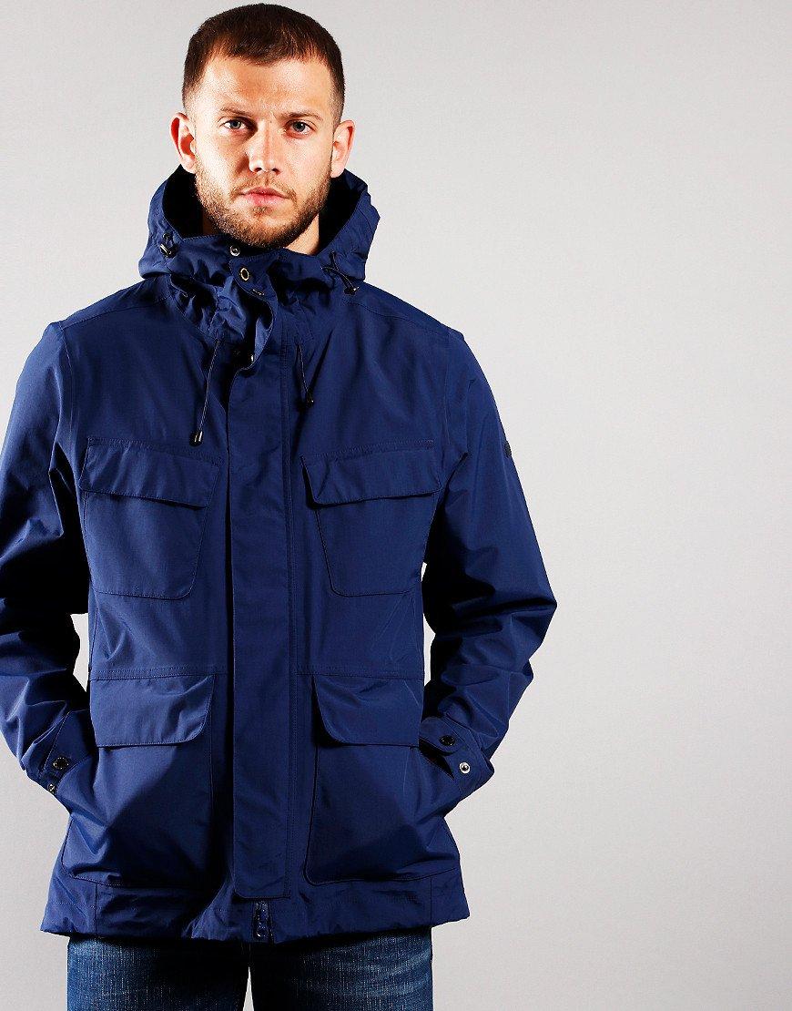 Barbour International Holborn Jacket Regal Blue