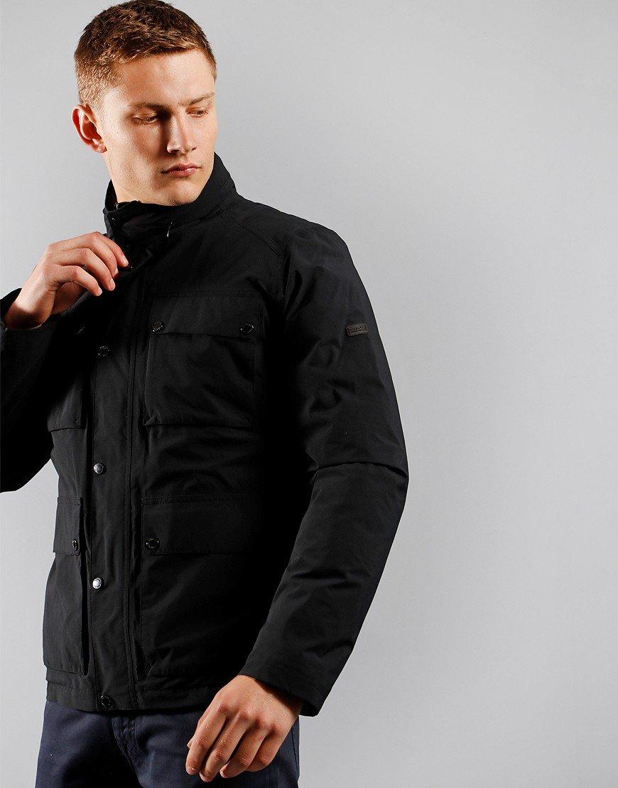 Barbour International Lane Jacket Black