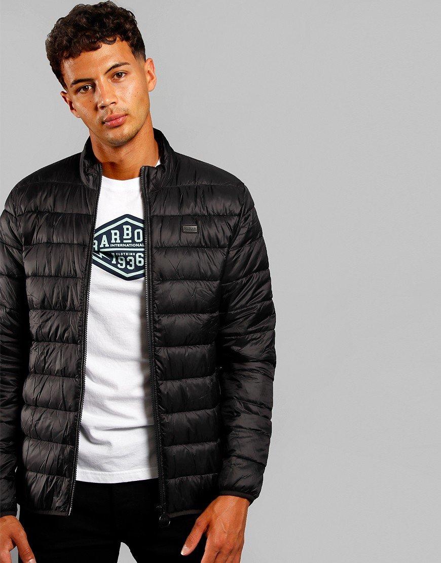 Barbour International Reed Jacket Black