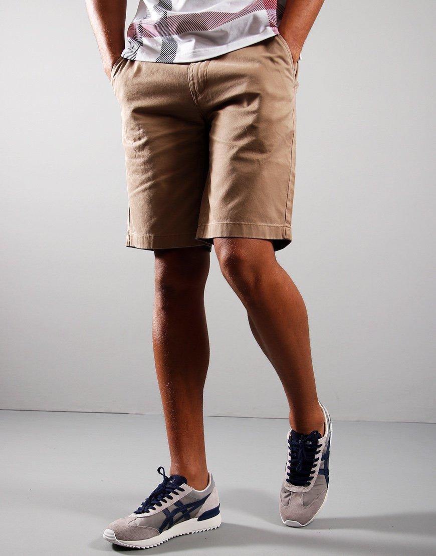 Barbour City Neuston Shorts Stone