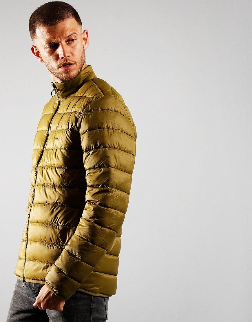 Barbour Penton Puffer Jacket Fir Green