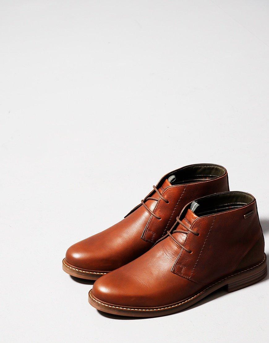 Barbour Readhead Chukka Boots Teak