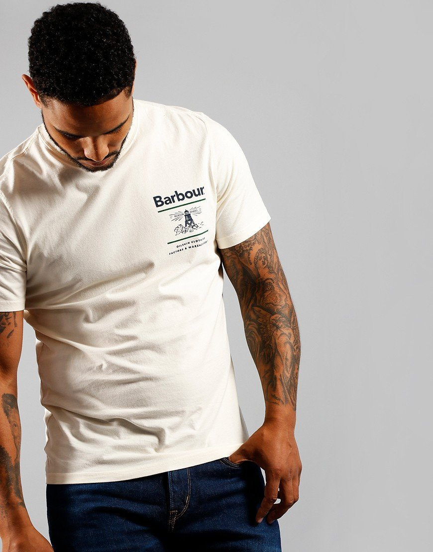 Barbour Reed T-Shirt Neutral