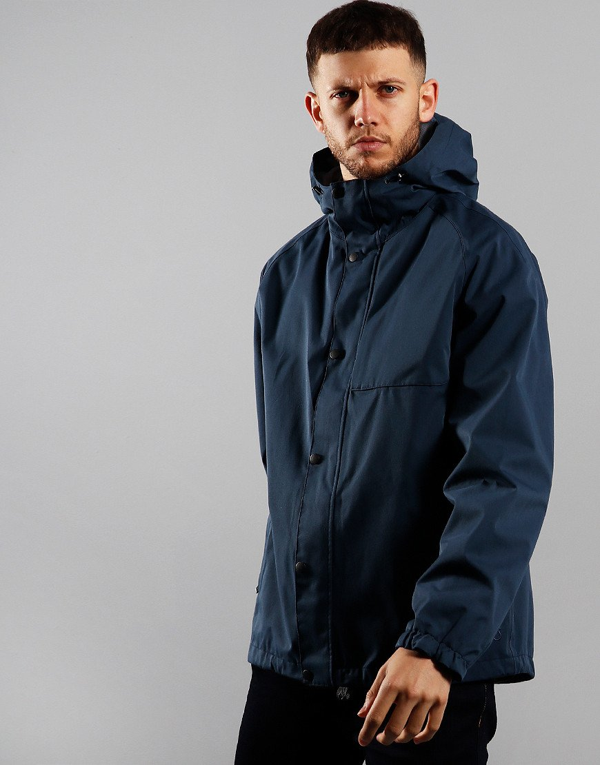 Barbour Reginald Waterproof Jacket Insignia Blue