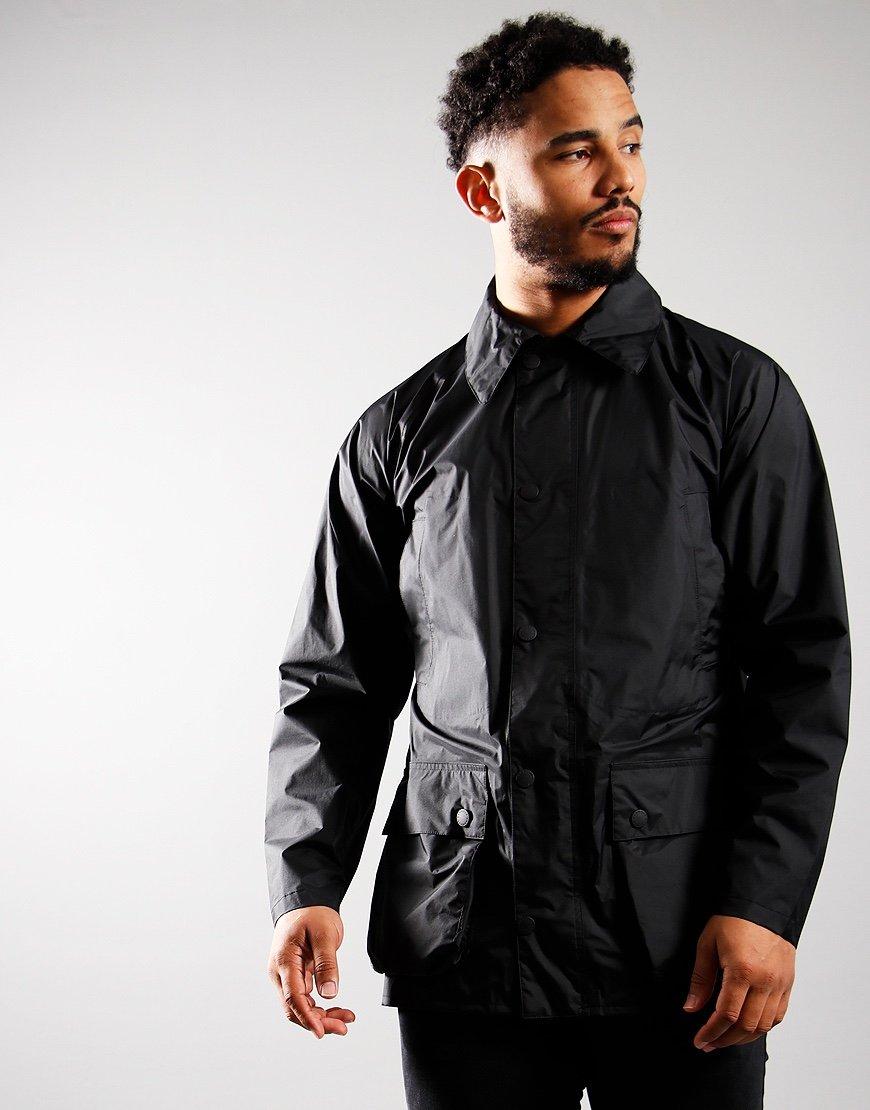 Barbour SL Unlined Bedale Jacket Black