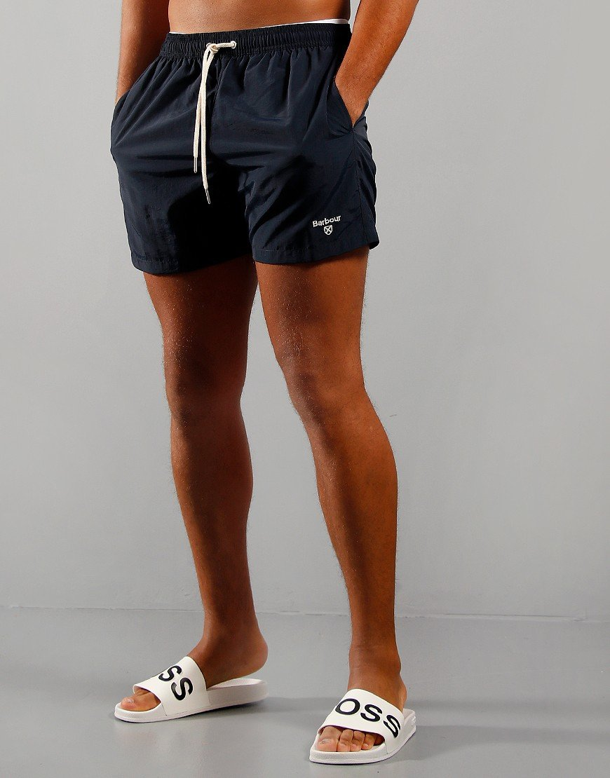 "Barbour 5"" Swim Shorts Navy"