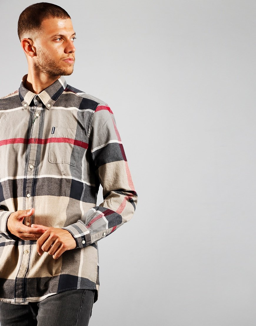 Barbour Tartan 7 Shirt Dress Tartan