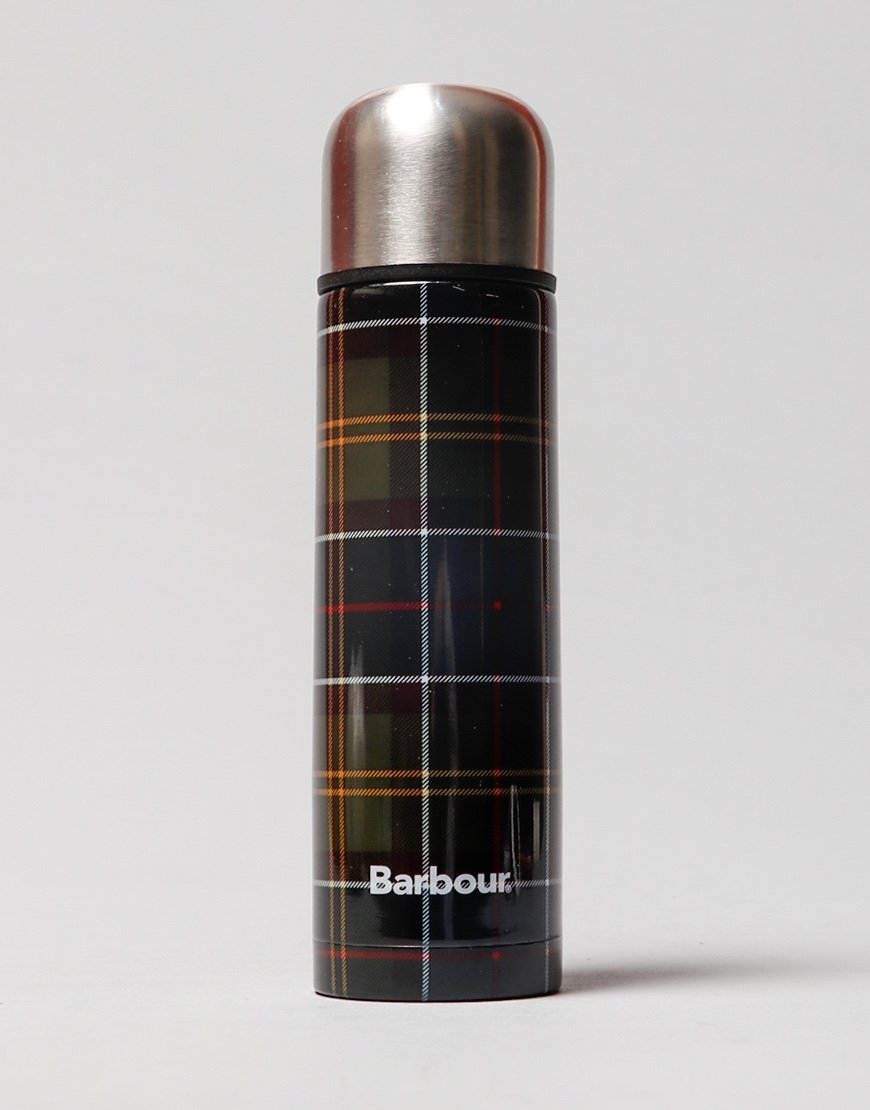 Barbour Tartan Insulated Flask Classic Tartan