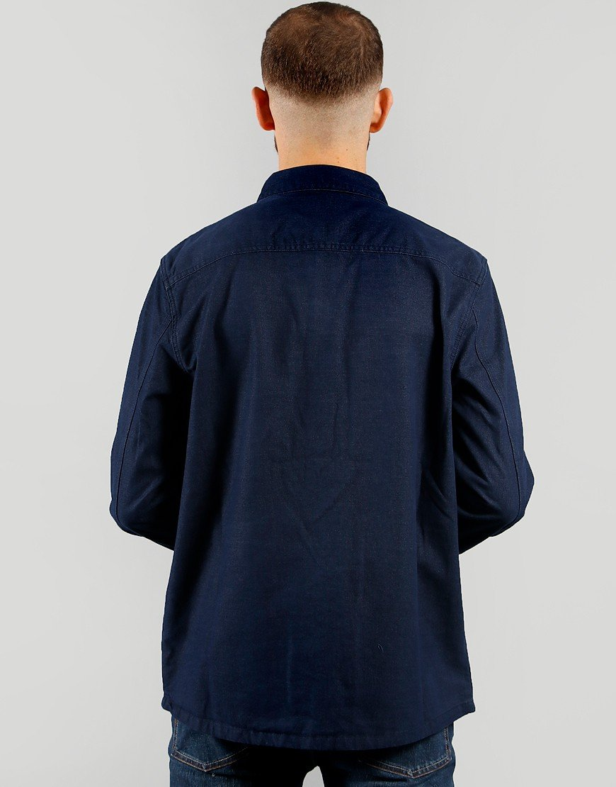 Barbour Thermo Overshirt Navy