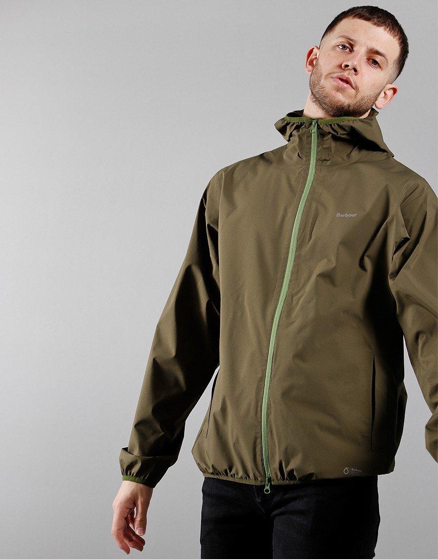 Barbour Thornberry Jacket  Fern Green