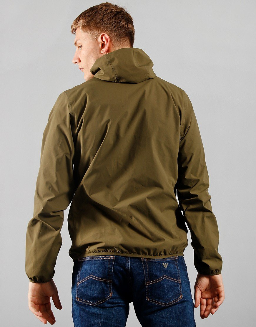 Barbour Tinmouth Waterproof Jacket Army Green