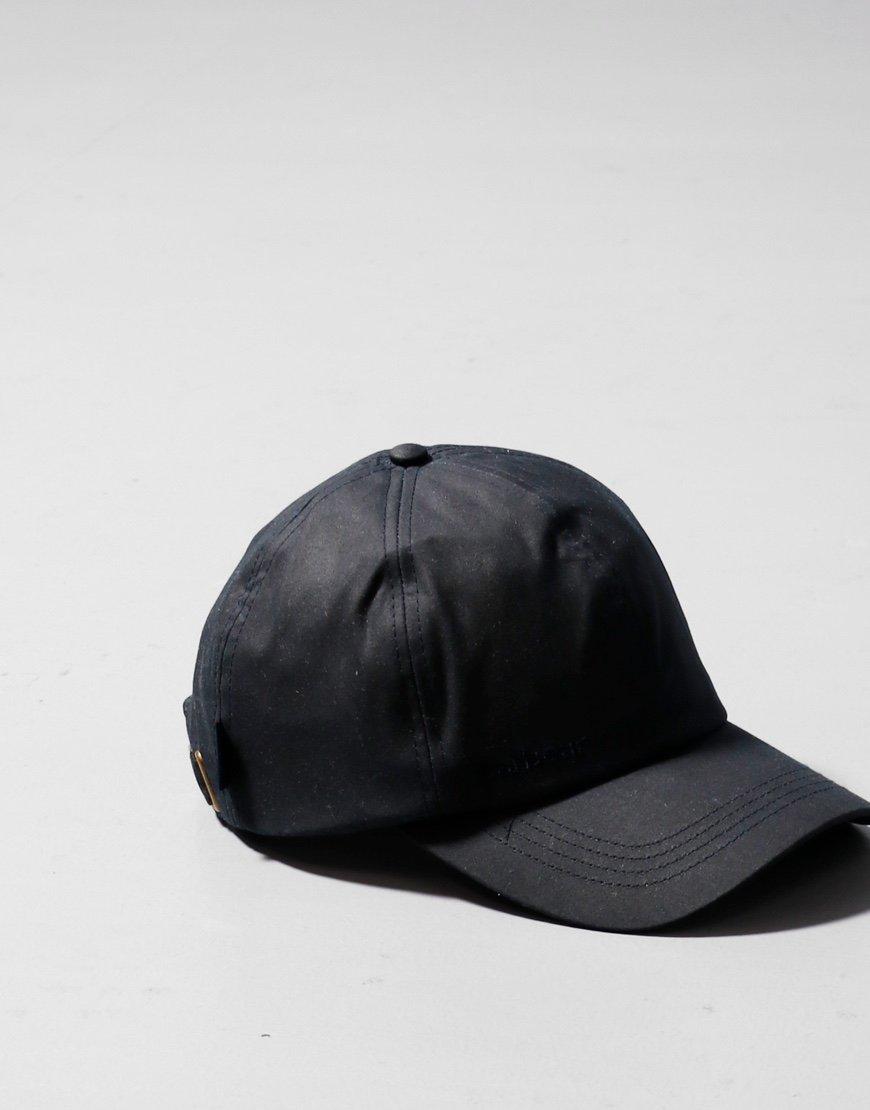 Barbour Wax Sport Cap Navy