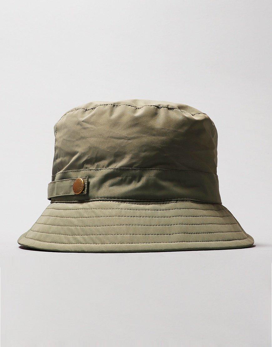 Barbour Weather Comfort Bucket Hat Dusty Olive