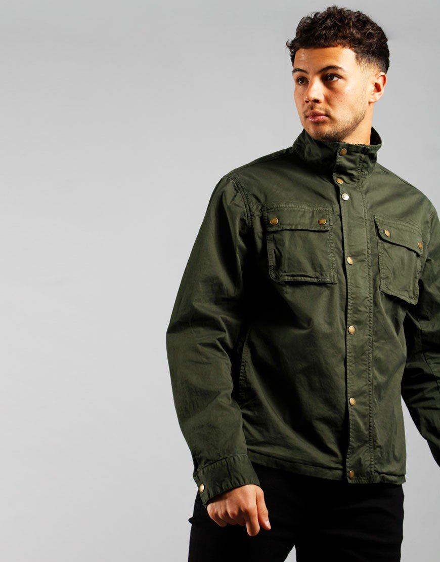 Barbour International Gresham Casual Jacket Sage