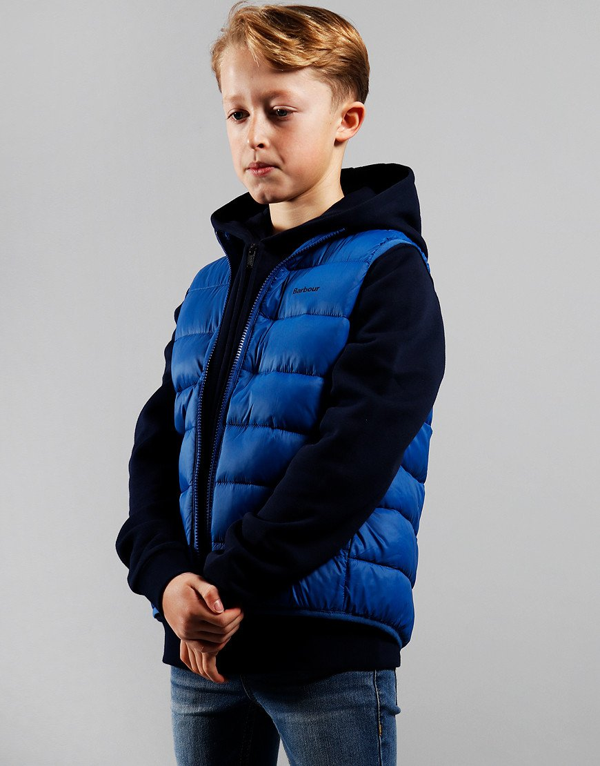 Barbour Children Bretby Quilted Gilet True Blue