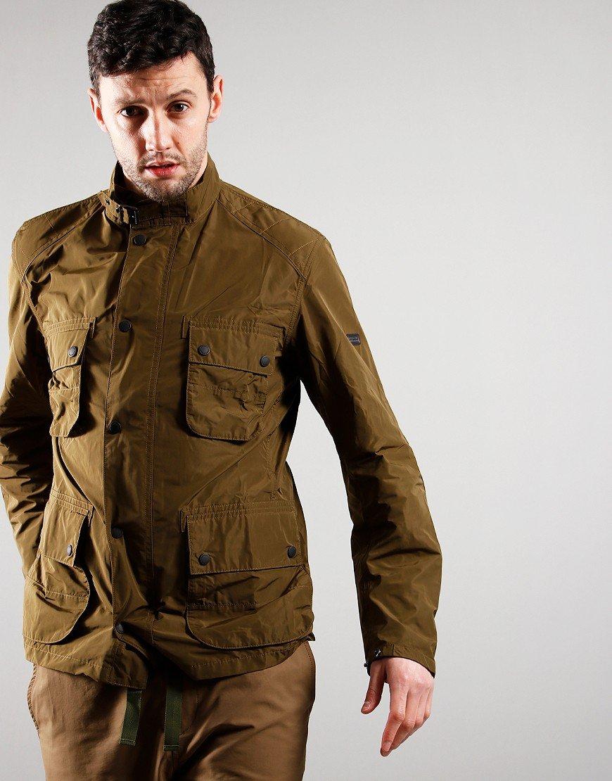 Barbour International Weir Casual Jacket Sage