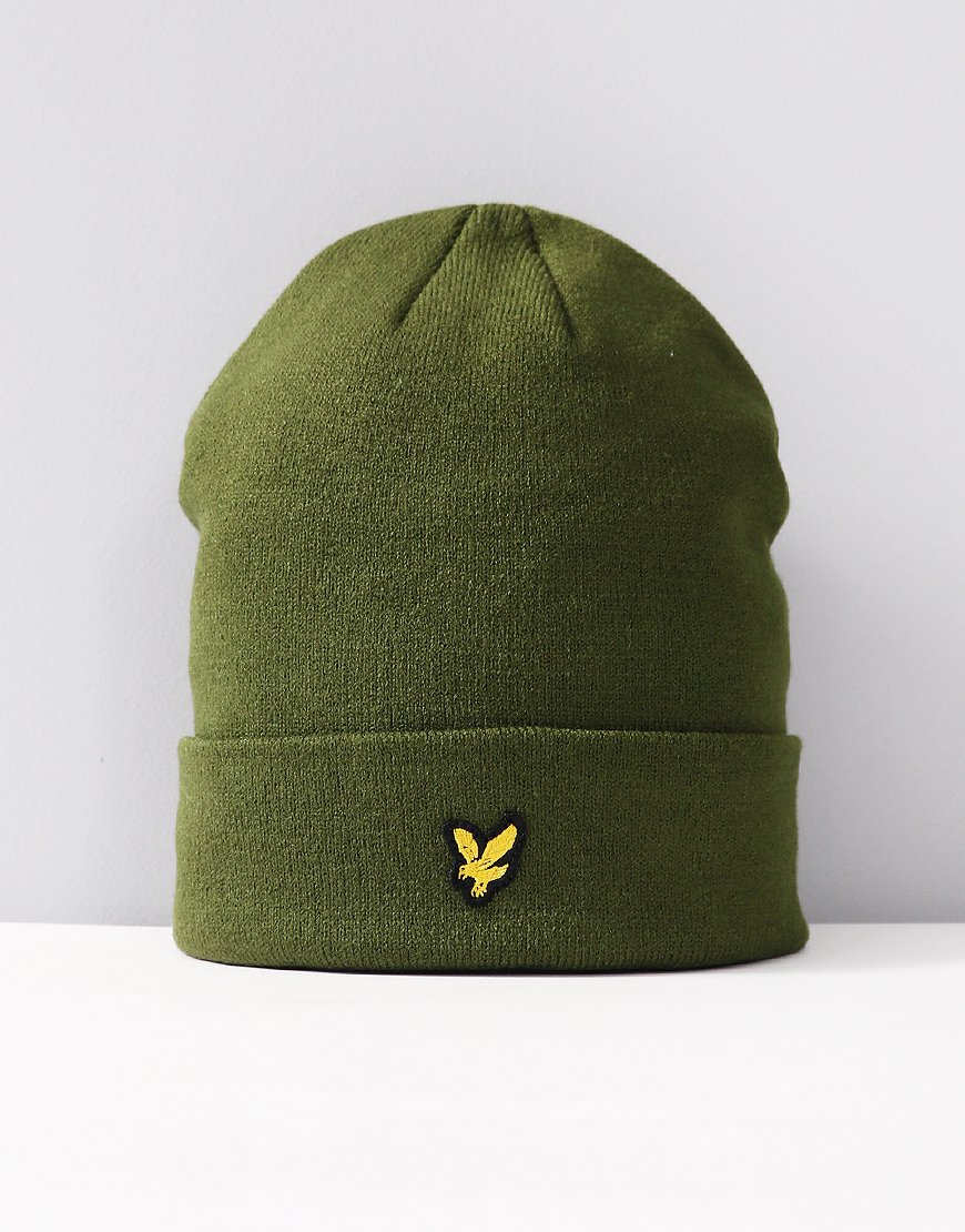 Lyle & Scott Beanie Woodland