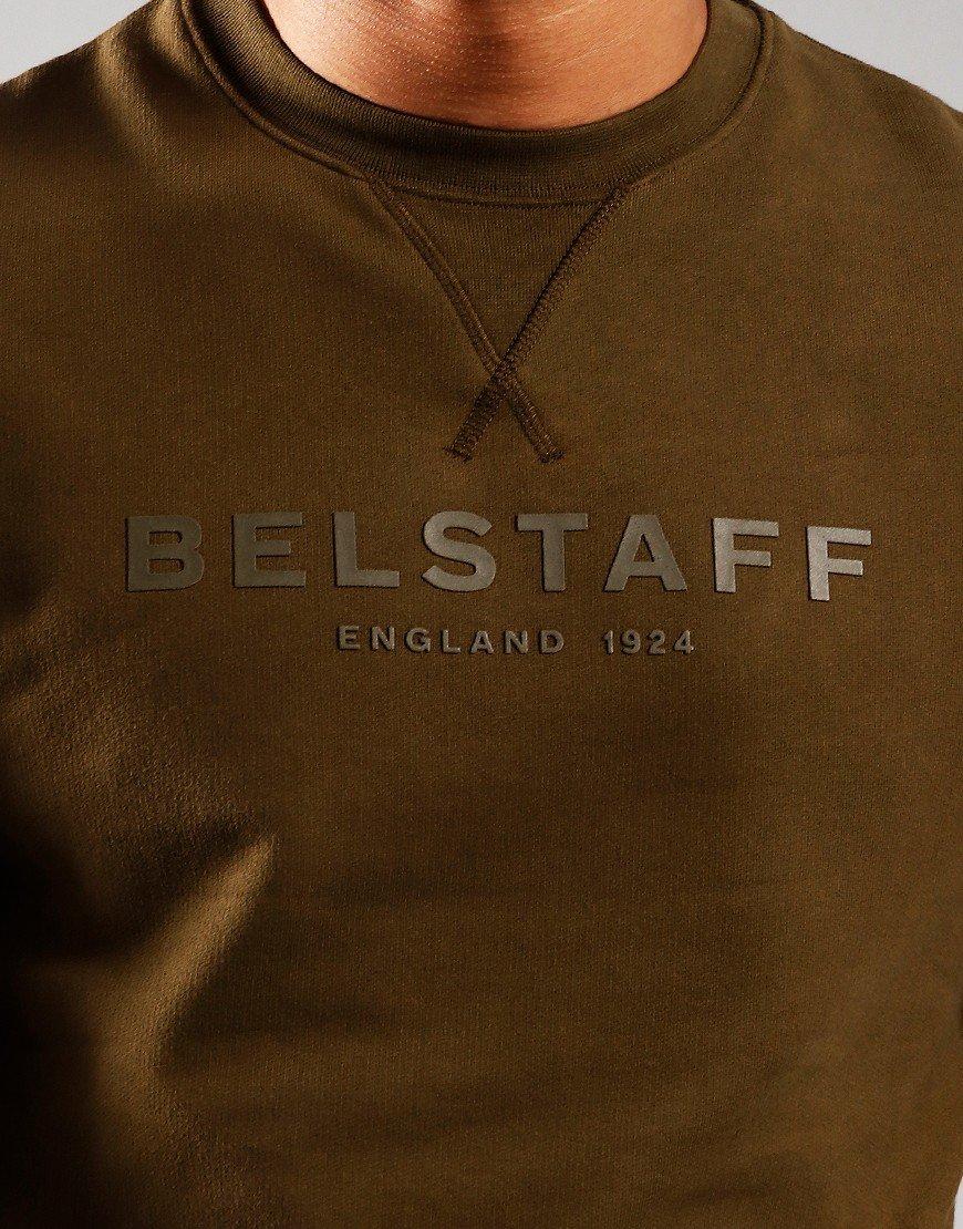 Belstaff 1924 Crew Neck Sweat Salvia
