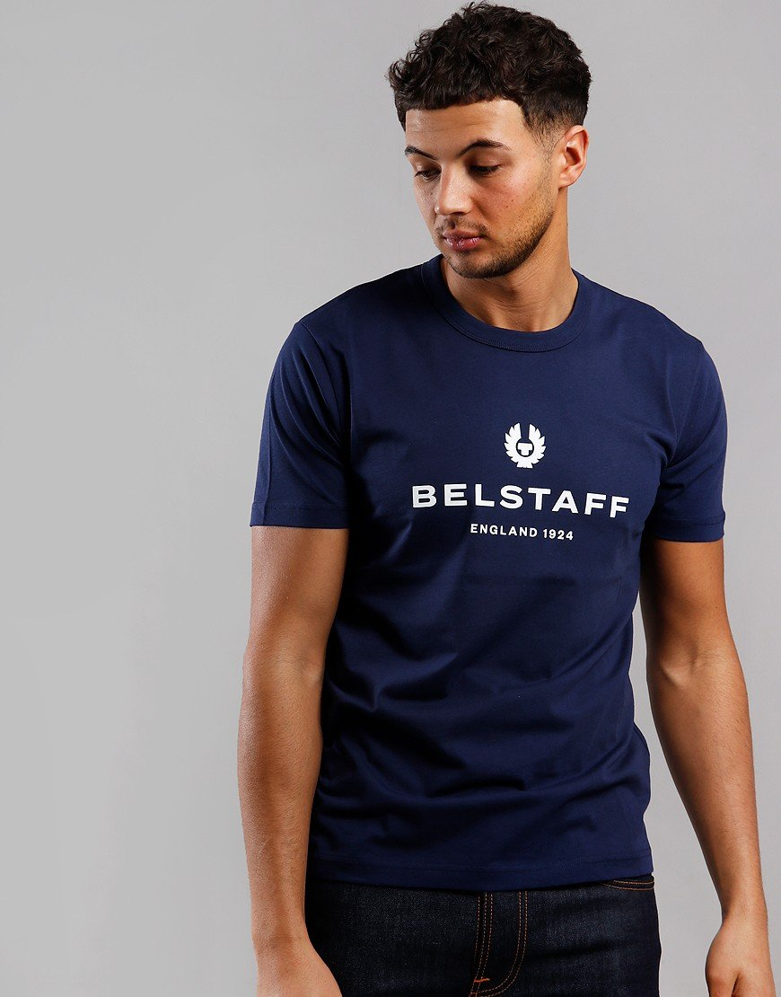 Belstaff 1924 T-Shirt  Bright Navy
