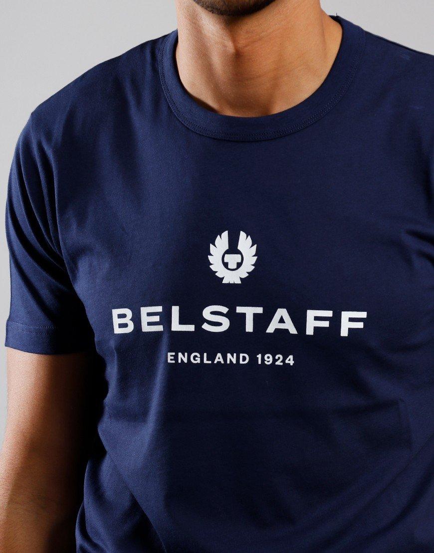 Belstaff 1924 T-Shirt  Bright Navy