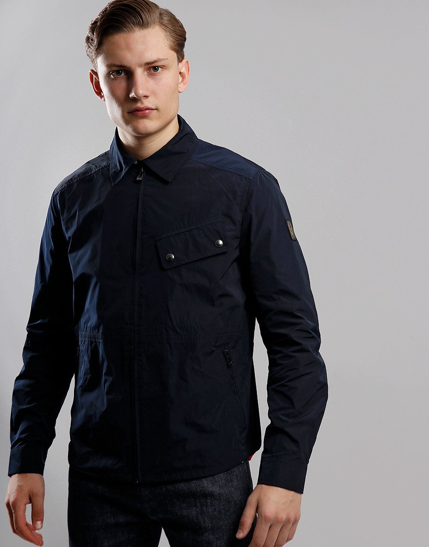 Belstaff Camber Jacket Dark Ink
