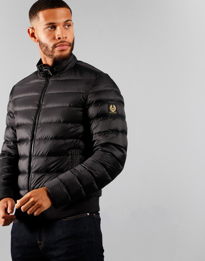 Belstaff Circuit Jacket  Black