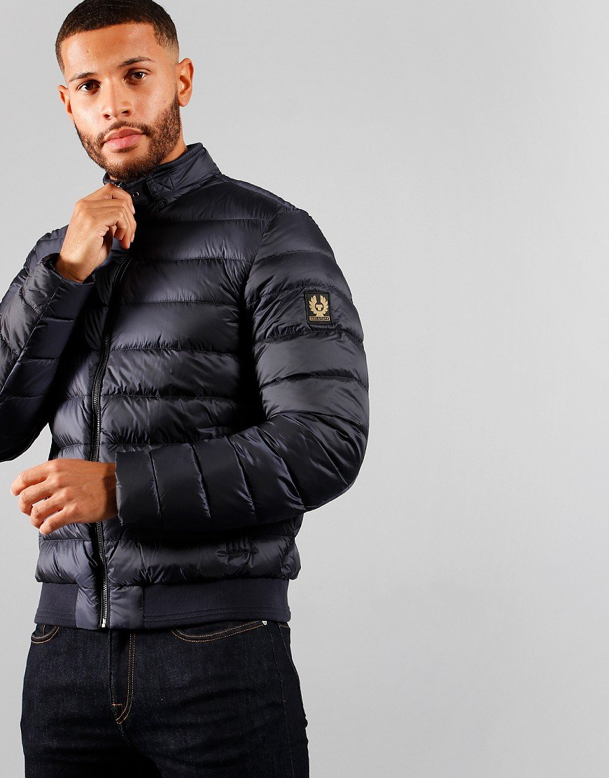 Belstaff Circuit Jacket  Dark Ink