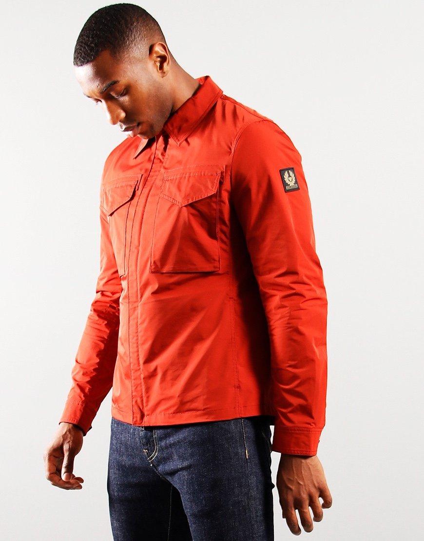 Belstaff Command Shirt Red